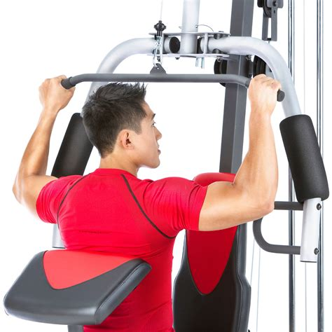 weider home with 214 lbs of resistance system fitness