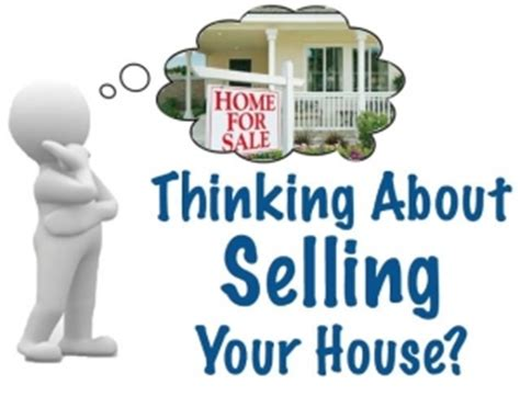 selling or buying a home