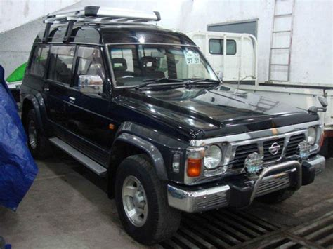 nissan safari for sale 1994 nissan safari pictures 4200cc diesel automatic