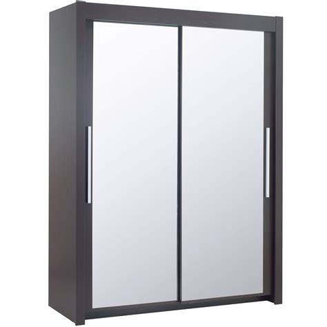 Armoire Weng by Porte Coulissante Wenge Maison Design Wiblia