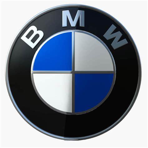 logo bmw 3d bmw logo 3d model game ready max cgtrader com