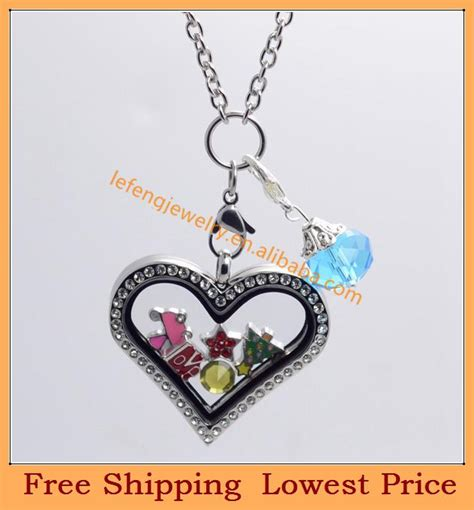 Origami Owl Shipping Cost - discount cheap zinc alloy blue origami owl dangles