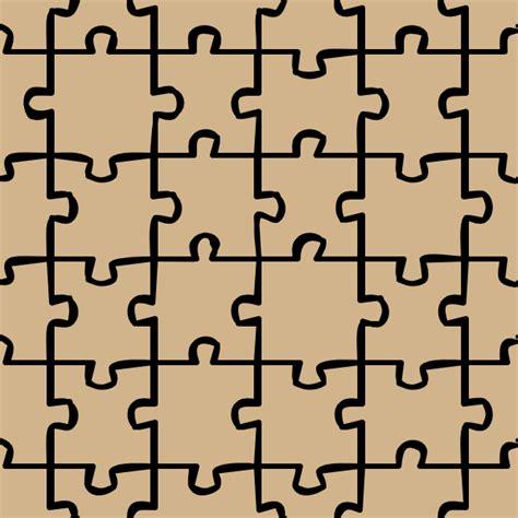 jigsaw pattern vector jigsaw 2 pattern clip art at clker com vector clip art