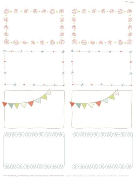 free label border templates 25 best ideas about free label templates on tag image color tag and t tag