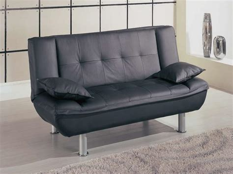 Sleeper Sofa For Small Spaces Small Space Sleeper Sofa Black Stroovi