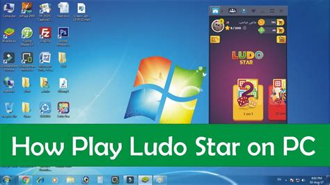 mod game ludo star how to play ludo star game on your desktop youtube