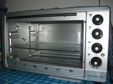 Oven Baking Pan Butterfly ajue baking oven butterfly yang pertama