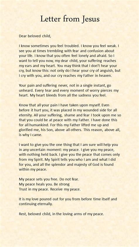 A Letter To The I Fell In With