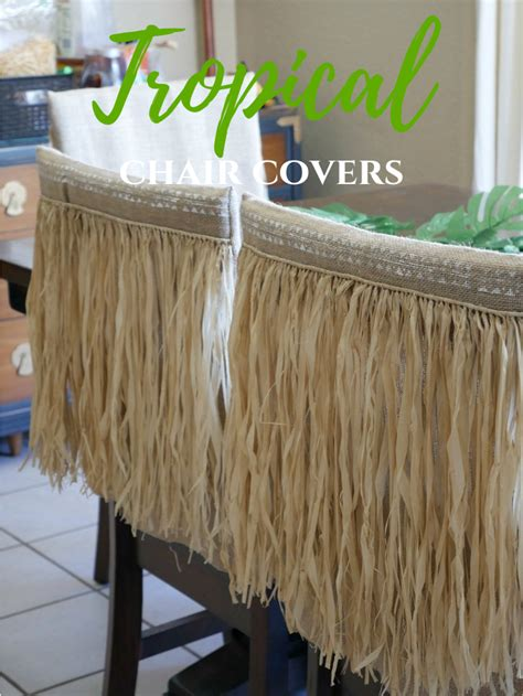 tropical chair covers diy chair covers chair covers