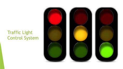 who controls traffic lights traffic light system digital logic design project