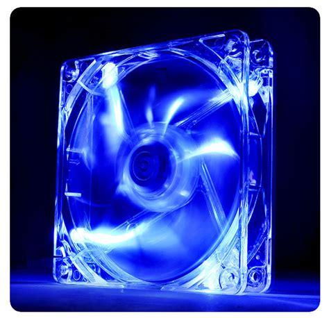 Fan Casing Armageddon Or Blue Led 120mm 12 blue led 120mm casing fan thermaltake media