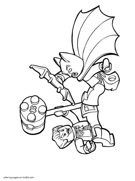 Batman And Joker Coloring Pages by Batman Vs Joker Coloring Page