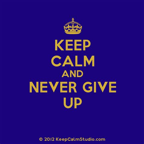 never give up never give up quotes quotesgram