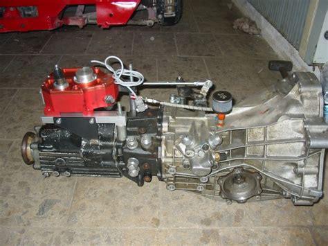 Audi 01e Getriebe sqs racing audi 01e box sequent