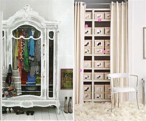 ideas  decorar tu vestidor closet inspiration vintage chic pequenas historias de