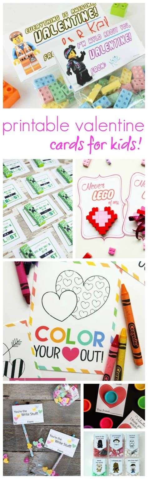 Free Printable Valentines For