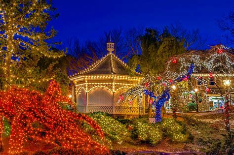 peddler s village christmas lights top holiday events and happenings rolling out in
