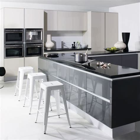 grey gloss kitchen cabinets kitchen dressers our pick of the best kitchen cupboard