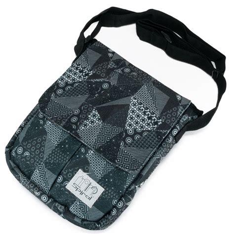 Bag Patchwork - spiral stanford flight bag patchwork at skate pharm