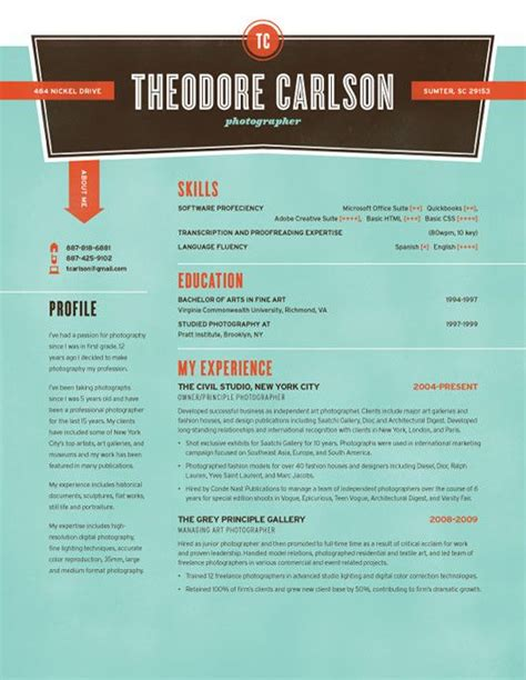 115 Best Not Your Typical Resume In A Good Way Images On Pinterest Resume Career And Loft Resume Template