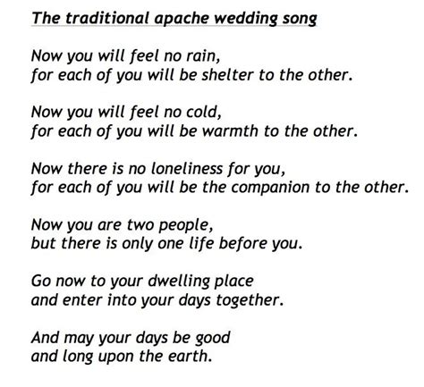 wedding blessing non a lovely non religious blessing which goes perfectly near