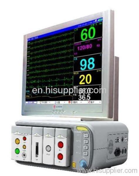 Patient Monitor Inter Pm 5000 neurocare modular patient monitor neuroplus pm x6 manufacturer from hong kong neurocare center