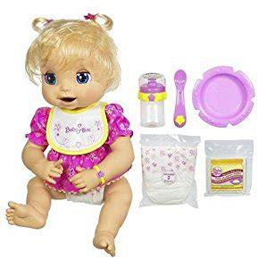 amazon.com: hasbro baby alive doll, caucasian: toys & games