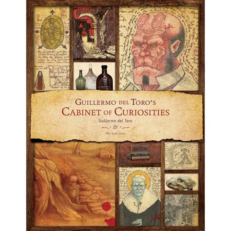 book review guillermo toro s cabinet of curiosities