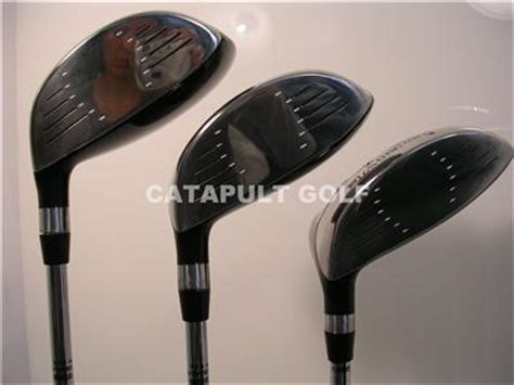 graphite square fairway    wood set woods golf clubs