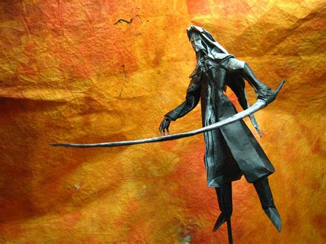 Brian Chan Origami - sephiroth