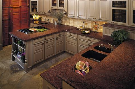 Countertop Types by Types Countertops Prices Home Design