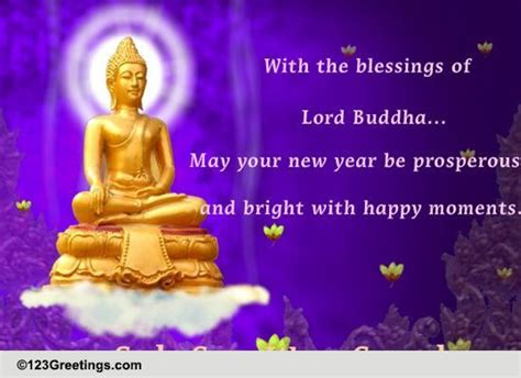 new year wishes in thai blessings on songkran free songkran thailand ecards