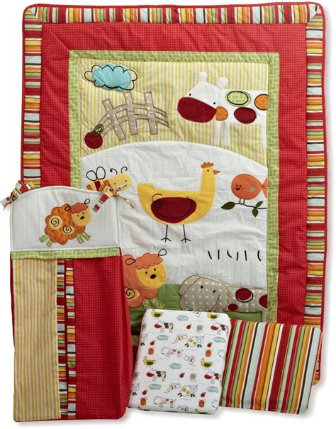 farm bedding farm baby bedding for your nursery