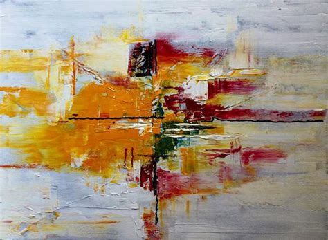 Modern Paints by The Abstract Artwork Of Mo Tuncay Arts Artists Artwork