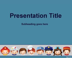 powerpoint templates job free job interview powerpoint template