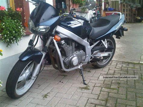 2002 Suzuki Motorcycles 2002 Suzuki Gs 500u
