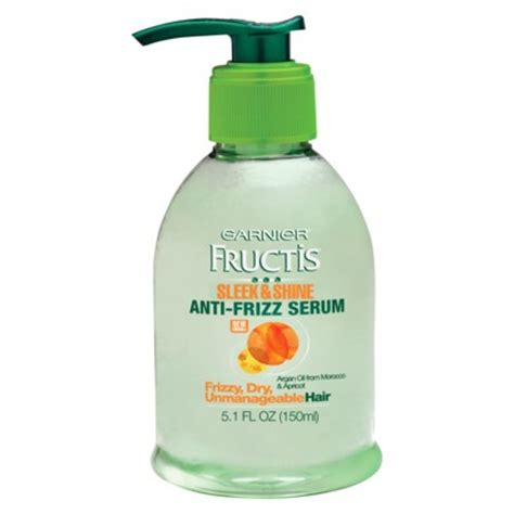 Serum Garnier garnier fructis sleek and shine anti frizz serum reviews in hair care chickadvisor