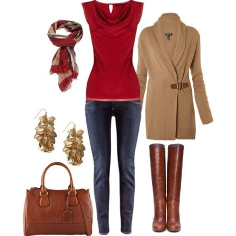 Pumpkin Cardi Jacket quot and fall quot by natihasi on polyvore style