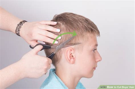 teens hairstyles boys step by step cut step by step boys hair cut directions 3 ways to cut boys