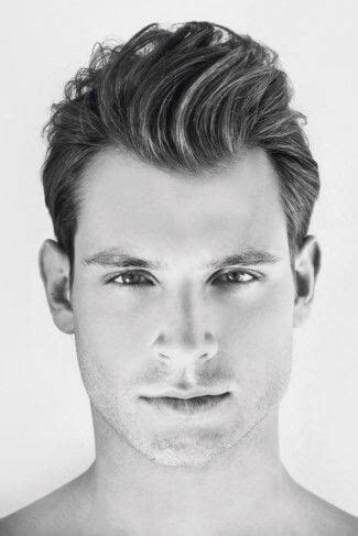 wavy curly hair widows peak 7 great hairstyles for men with a widows peak