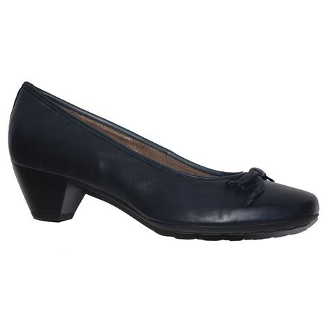 marshalls shoes for gabor navy court shoe 4126026 marshall shoes