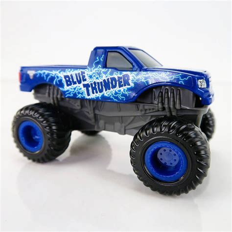 blue thunder truck blue thunder truck from the jam mcdonald s