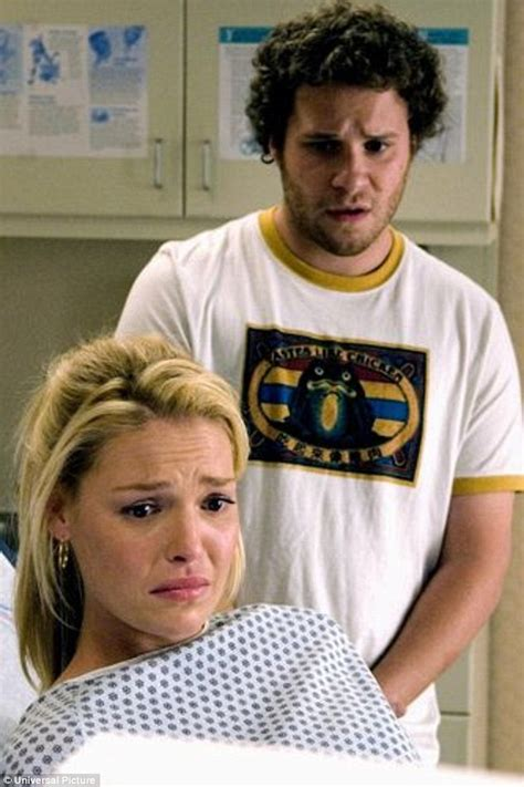 film knocked up review seth rogen forgives katherine heigl for bad mouthing their