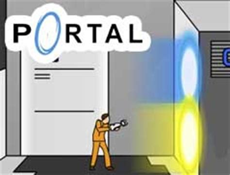 play portal flash game games on zzaa.net