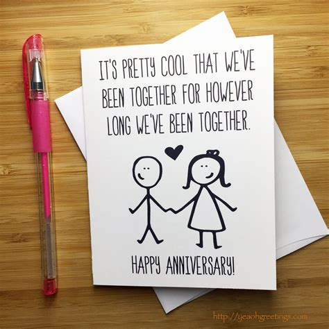 Wedding Anniversary Card Rhymes by Anniversary Card Happy Anniversary Anniversary Card