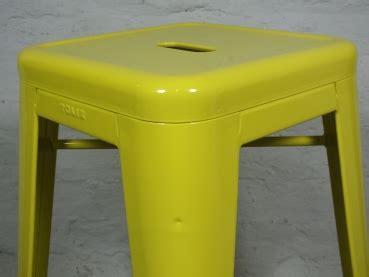 Barhocker Blau 369 by Tolix Stuhl Great Original Tolix Stuhl Chaise A Inox