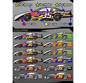 Pics Photos  Dirt Modified Race Car Wrap Graphics