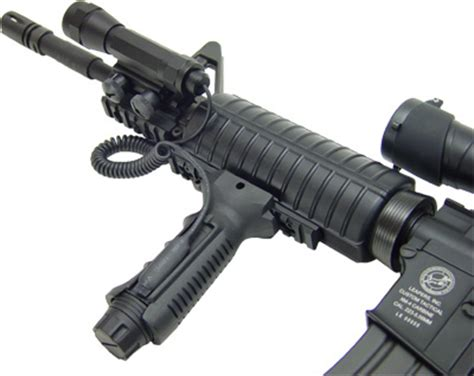 """rb fgrp168 deluxe ar 15 foregrip utg 5"""" vertical grip"""
