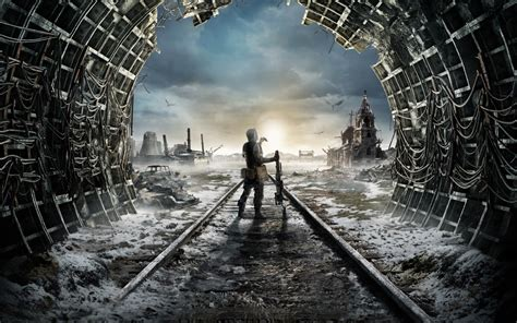 metro exodus wallpapers hd wallpapers id
