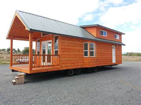 Small Mobile Home Cabin Five Best Tiny Houses For Small Families Tiny House